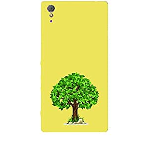 Skin4gadgets Spring Tree Colour - Light Golden Rod Phone Skin for XPERIA T3 (M50w)