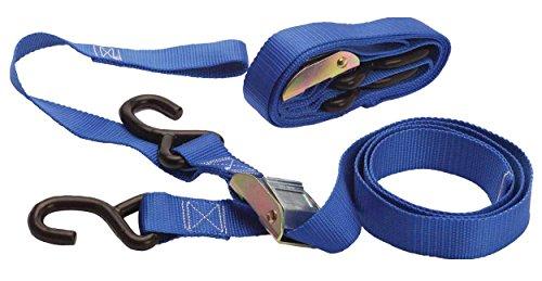 RFX FXTD 10000 99BU Pro Series Tie Downs pair, Blue