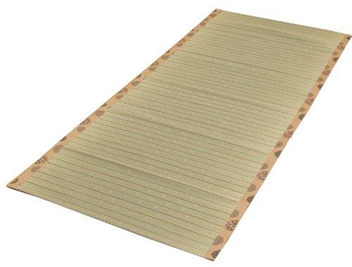 い草のシーツ 『あずさ 汗取りパッド』 ベージュ セミダブル約113×200cm(7401539)