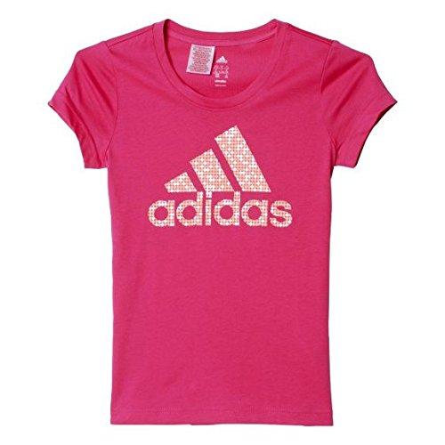 Adidas-Mdchen-Shirt-YG-W-Logo