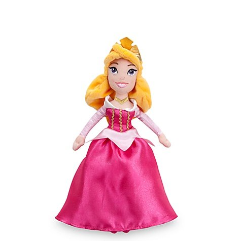 Disney Mini Aurora Sleeping Beauty Plush Doll -- 11'' H