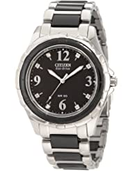 Citizen Women's EM0031-56E Ceramic Eco-Drive  Watch