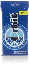 Orbit Sugar Free Gum, Peppermint (3 P…