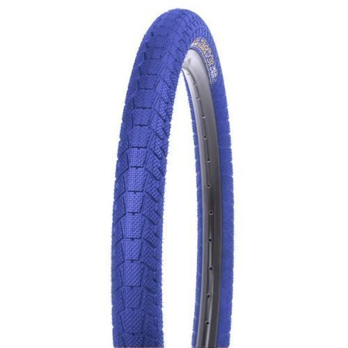 20 x 1.95 Zoll BMX Reifen bunt Kenda K-907 Krackpot, Farbe:blau