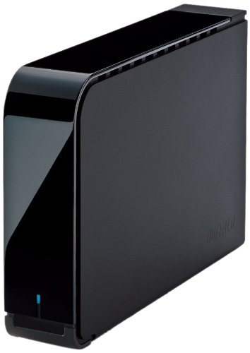 Buffalo DriveStation Velocity 2TB External Hard Drive with Hardware Encryption