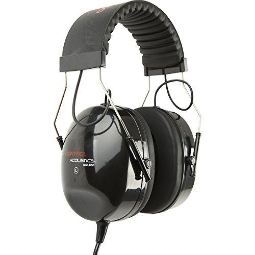 Control Acoustics Mds50 Stereo Isolation Headphones