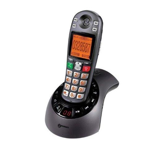Geemarc Geemarc AmpliDECT285 schnurloses Telefon mit Anrufbeantworter