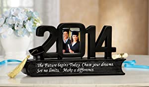 Class Of 2014 Graduation Photo Frame from Collections Etc