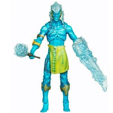 Thor: The Mighty Avenger Action Figure #06 Invasion Frost Giant 3.75 Inch