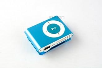 Fiprin MP3プレーヤー スカイブルー