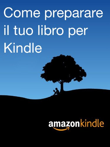 Come preparare il tuo libro per Kindle PDF