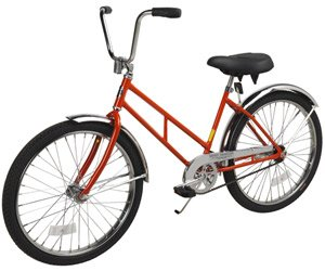 Ladies Deluxe Bike