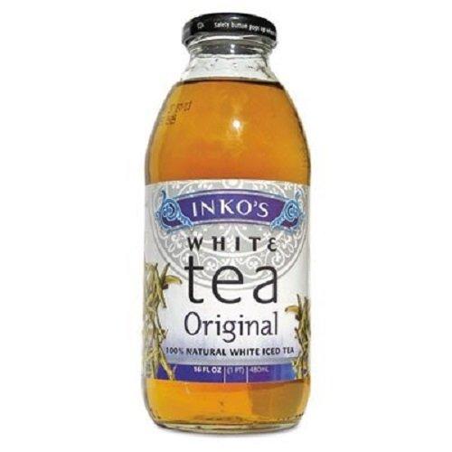 Inkos White Tea, Original, 16 Ounce