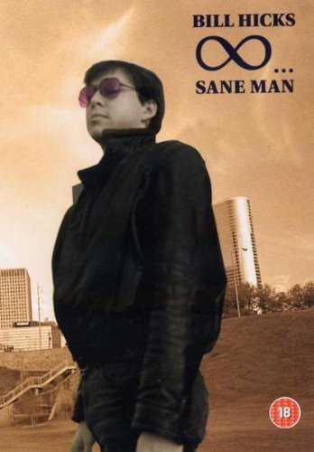 Bill Hicks Sane Man Cover