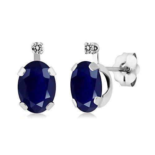 205-ct-naturale-ovale-blu-zaffiro-e-diamante-bianco-orecchini-in-oro-bianco-14-k