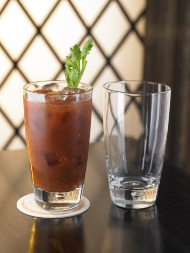"HISTORY COMPANY Harry's Bar ""Paris Original"" Bloody Mary Glass"