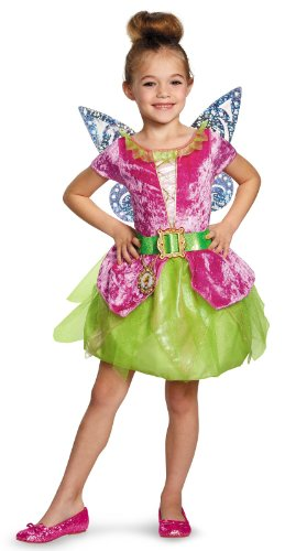 Disney's The Pirate Fairy Tinkerbell Costume