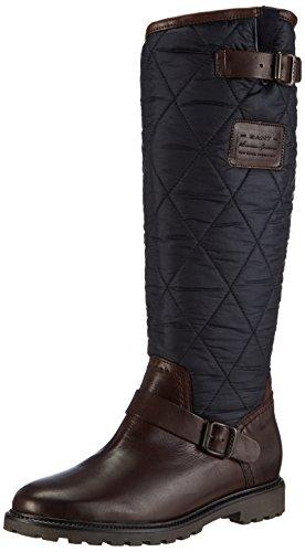Gant Footwear - Martha, Stivali E Stivaletti da donna, multicolore (brown/navy  g67), 39