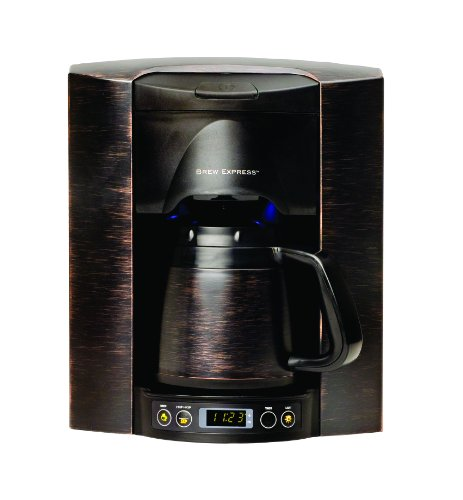 Coffee Maker With Water Line : Coffee Maker with Water Line - Gathering Grounds Cafe