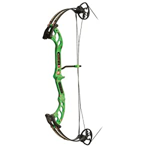 PSE Elation Bow LH 40lb Green 1406MZLGS3040 by PSE
