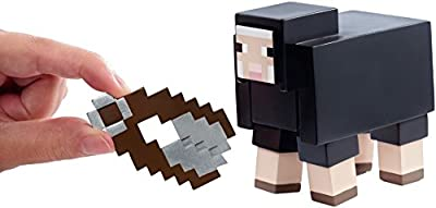 "Minecraft Sheared Sheep 5"" Figure from Mattel"