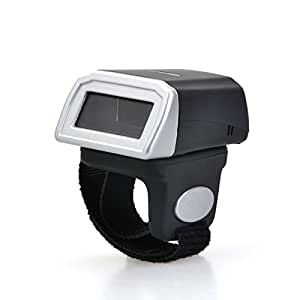 Ring Barcode Scanner Reader, Yuanj Mini Wireless