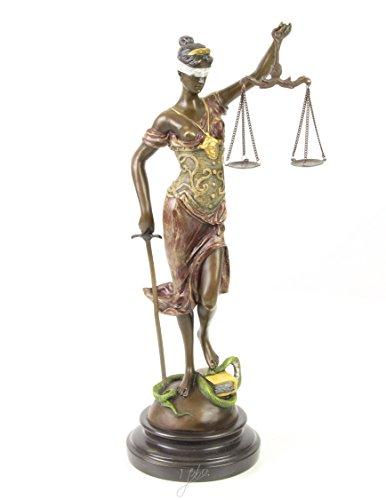 Bronzefigur Bronze Figur Skulptur
