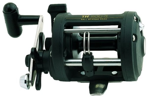 Shimano TRN100G Triton Conventional Salt Water Reel Levelwind with 40/410, 50/405 and 65/390 Line Capacity