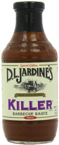 Jardines Texas Foods BBQ Sce, Killer, 21-Ounce (Pack Of 3)