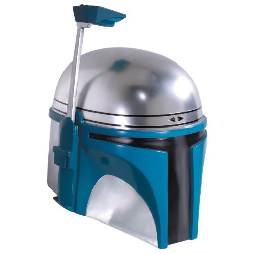 Star Wars Jango Fett Mask - Deluxe Masks