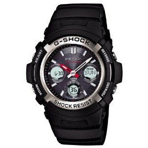 "【クリックで詳細表示】腕時計 CASIO watches g-shock ""tough solar radio watch MULTIBAND 6 AWG-M100-1AJF mens watch【並行輸入品】: 腕時計通販"