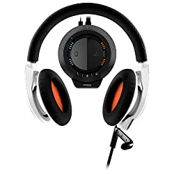 Plantronics RIG Stereo Gaming Headset with Mixer for PC/Mac - Retail Packaging - White