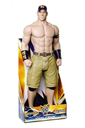 Giochi Preziosi - WWE, Personaggio Gigante 70cm Jhon Cena