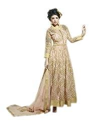 Kashmira's Women Georgette embroidered Anarkali