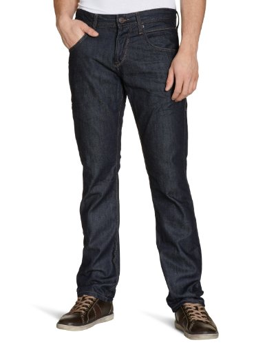 TOM TAILOR Denim Herren Jeans 62002070912/dark slim straight