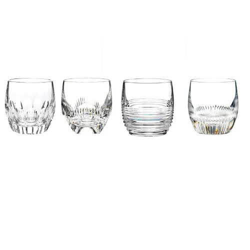 Mixed Double Old Fashioned Glass (Set of 4) Color: Clear