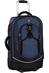 Timberland Luggage Claremont 21-Inch Upright Carry On Bag