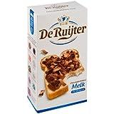 De Ruijter Vlokken Melk (Milk Chocolate Flakes) 2 Box ea are 10.6oz/300gr