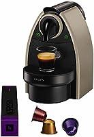 Krups YY1540FD Nespresso Essenza Automatique Earth - Couleur Taupe