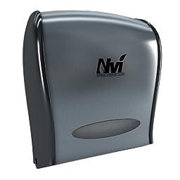Solaris Paper D69001 Nvi Rite-Fold Towel Dispenser, Stainless Steel