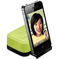 Divoom Ifit-1 On-Go Speaker Green - Compatible With Smart Phones Including Iphone, Ipod And Ipad