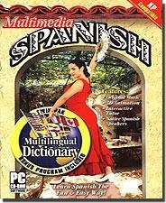 Cosmi Multimedia Spanish  Multilingual Dictionary Twin PakB00009MKCV : image
