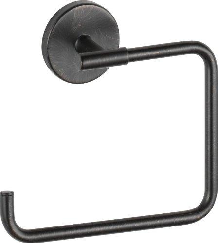 Delta Faucet 759460-RB Trinsic, Towel Ring, Venetian Bronze