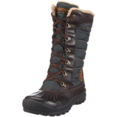 Excellent 85 M US $3666 Buy On Amazon 5 KEEN Womens Elsa Wpw Snow Boot, BlackRed Dahlia, 55 M US $13000 Buy On Amazon 6 Nature Breeze Duck02 Women Stitching Lace Up Side Zip Waterproof Insulated Boot, TPS Nova01