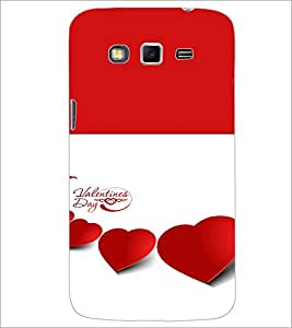 PrintDhaba Valentines Day D-4726 Back Case Cover for SAMSUNG GALAXY GRAND 2 (Multi-Coloured)