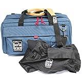 Portabrace CS-DV4UQS-M4 Mini-DV Camera Case/Quick Slick (Blue)