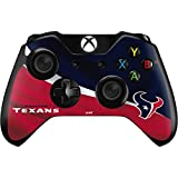 Skinit Houston Texans Xbox One Controller Skin - NFL Skin - Ultra Thin, Lightweight Vinyl Decal Protection