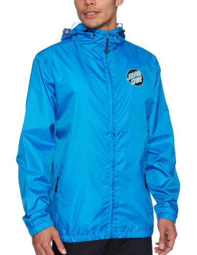 Santa Cruz East Cliff Men's Rain Coat