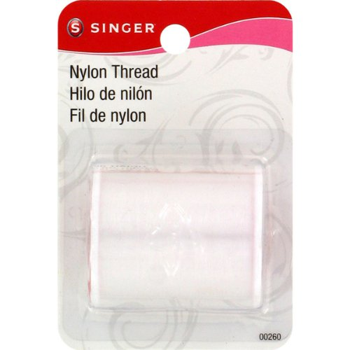 SINGER Clear Invisible Nylon Thread, 135-Yard (Thread Singer compare prices)