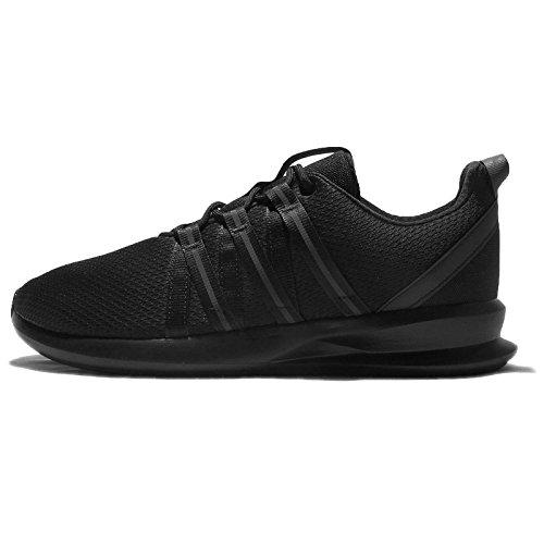 adidas Men's Loop Racer, CORE BLACK/CORE BLACK, 4 M US